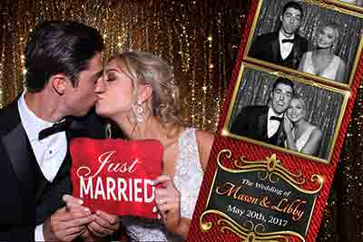 Photo Booth Rental For A Wedding Snap Me Crazy Photobooths Specializes In Top Notched
