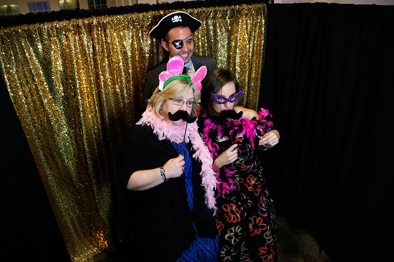 wedding dance stillwater photo booth event venue