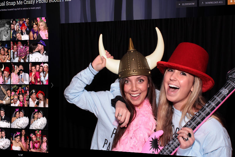 online gallery for snap me crazy photo booth located in edmond oklahoma 73012