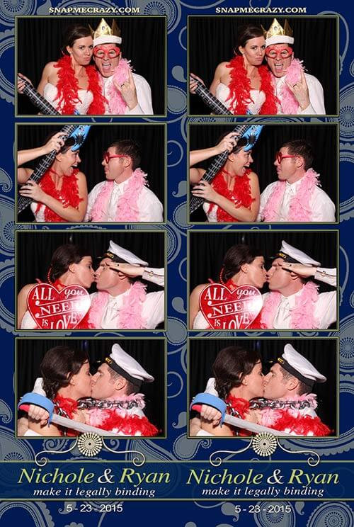 chisolm springs event center edmond oklahoma photo booth pics