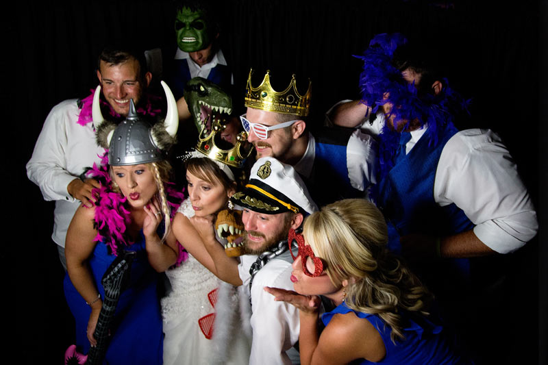 the manor at coffee creek photo booth