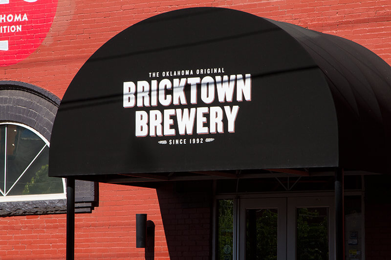 bricktown brewery photo booth rental in Oklahoma city metro downtown