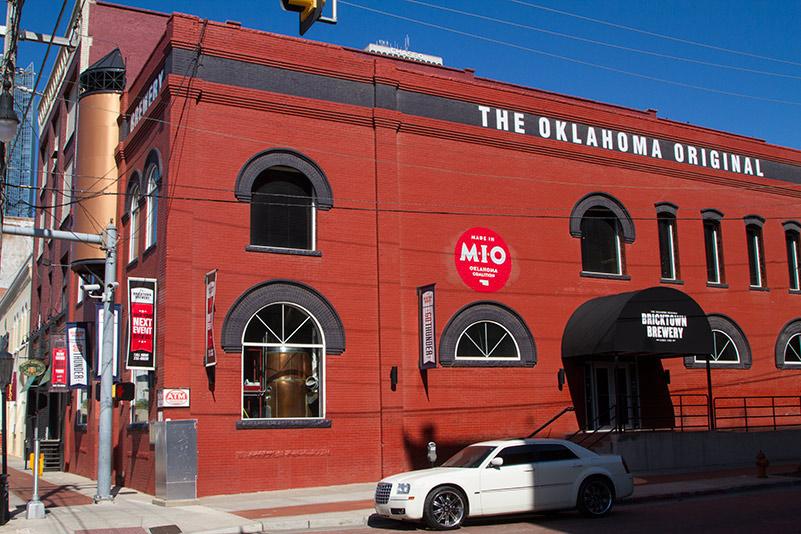 bricktown brewery photo booth rental