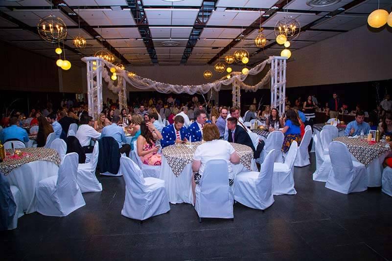 wedding dance stillwater photo booth event venue