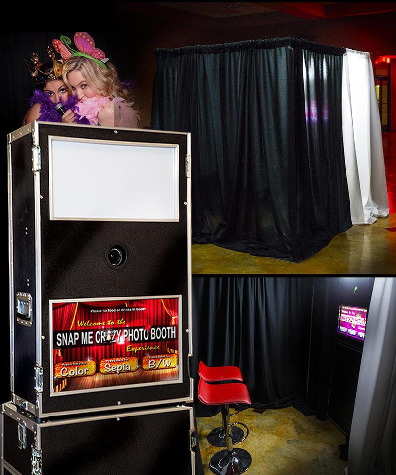 Photo Booth Setups