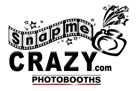 Snap Me Crazy Photo Booth Logo